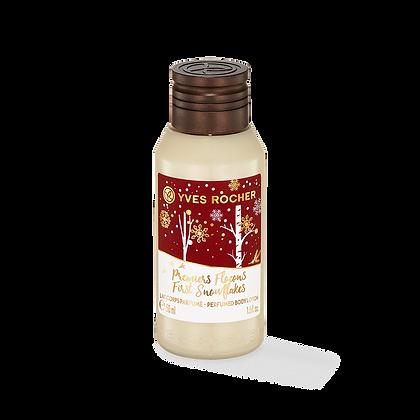 Mini Lait Corps Parfumé Premiers Flocons 50 ml - Collection de Noël