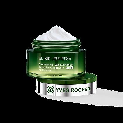 Soin Récupérateur Nuit Réparation+Anti-pollution 50 ml - Tous types de peaux