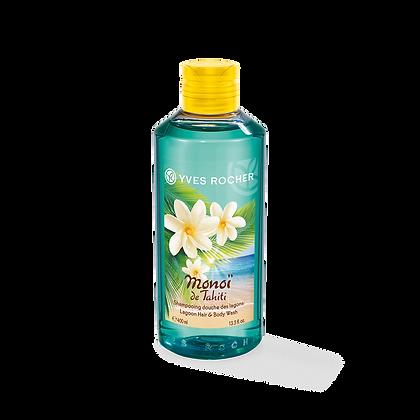 Shampooing Douche des Lagons Monoi - 400ml