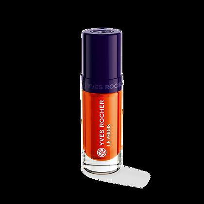 Vernis Couleur Végétale Orange Cosmos - 5 ml