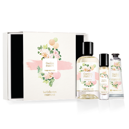 Coffret Parfum Garden Party 100ml