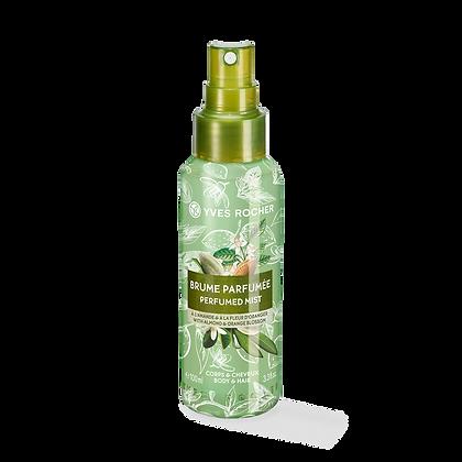 Brume Parfumée Corps & Cheveux Amande Fleur D'Oranger - 100 ml