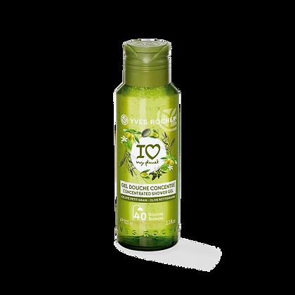 Gel douche concentré Olive Petit grain - 100 ml