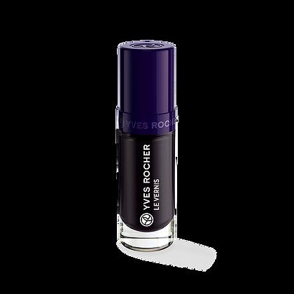 Vernis Couleur Végétale Noir Ébène - 5 ml
