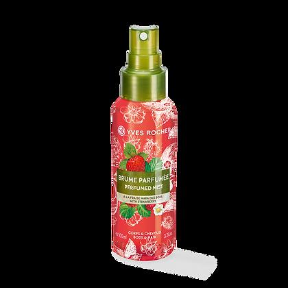 Brume Parfumée Corps & Cheveux Fraise Mara Des Bois - 100 ml