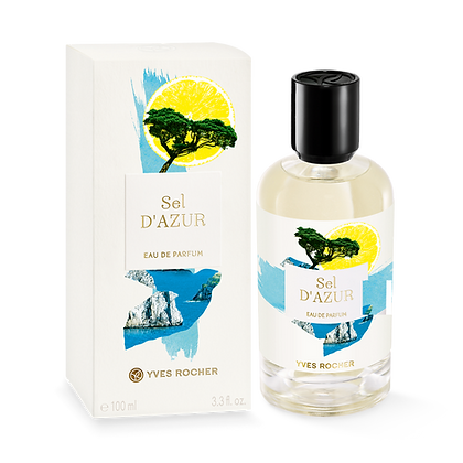 Eau de Parfum Sel d'Azur - 100ml