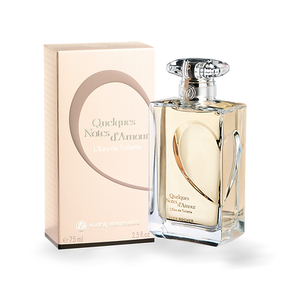 Quelques Notes d-Amour - L-Eau de Toilette 75 ml