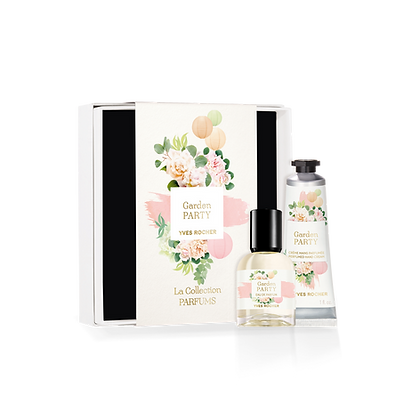 Coffret Parfum Garden Party 30ml