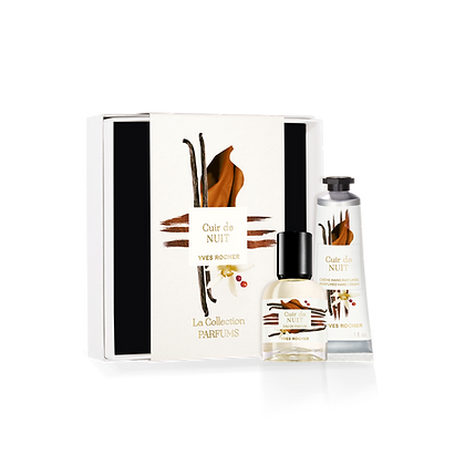 Coffret Parfum Cuir de Nuit 30ml