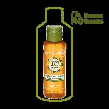 Gel douche concentré Fleur de Tiaré Ylang-Ylang - 100 ml