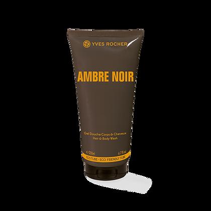 Ambre Noir - Shampooing Douche 200 ml