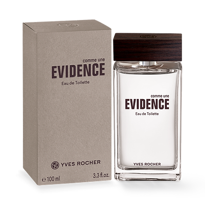COMME UNE EVIDENCE HOMME EDT 100ML