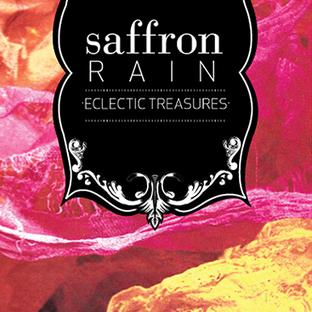 Saffron Rain Namecard