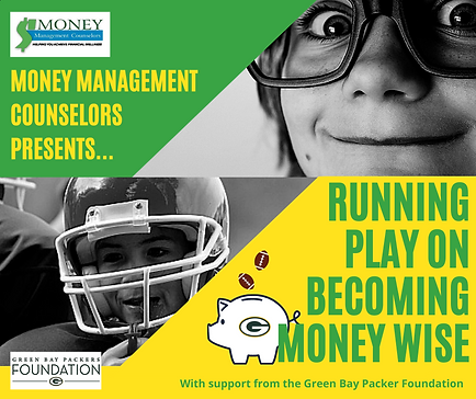 FB POST Running Play on Becoming money W