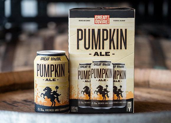 Great Divide: Pumpkin Ale