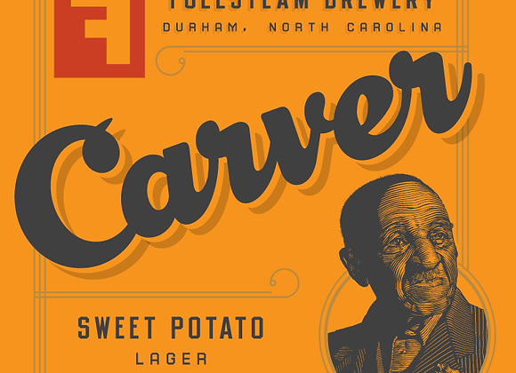 Fullsteam; Carver (Sweet Potato)