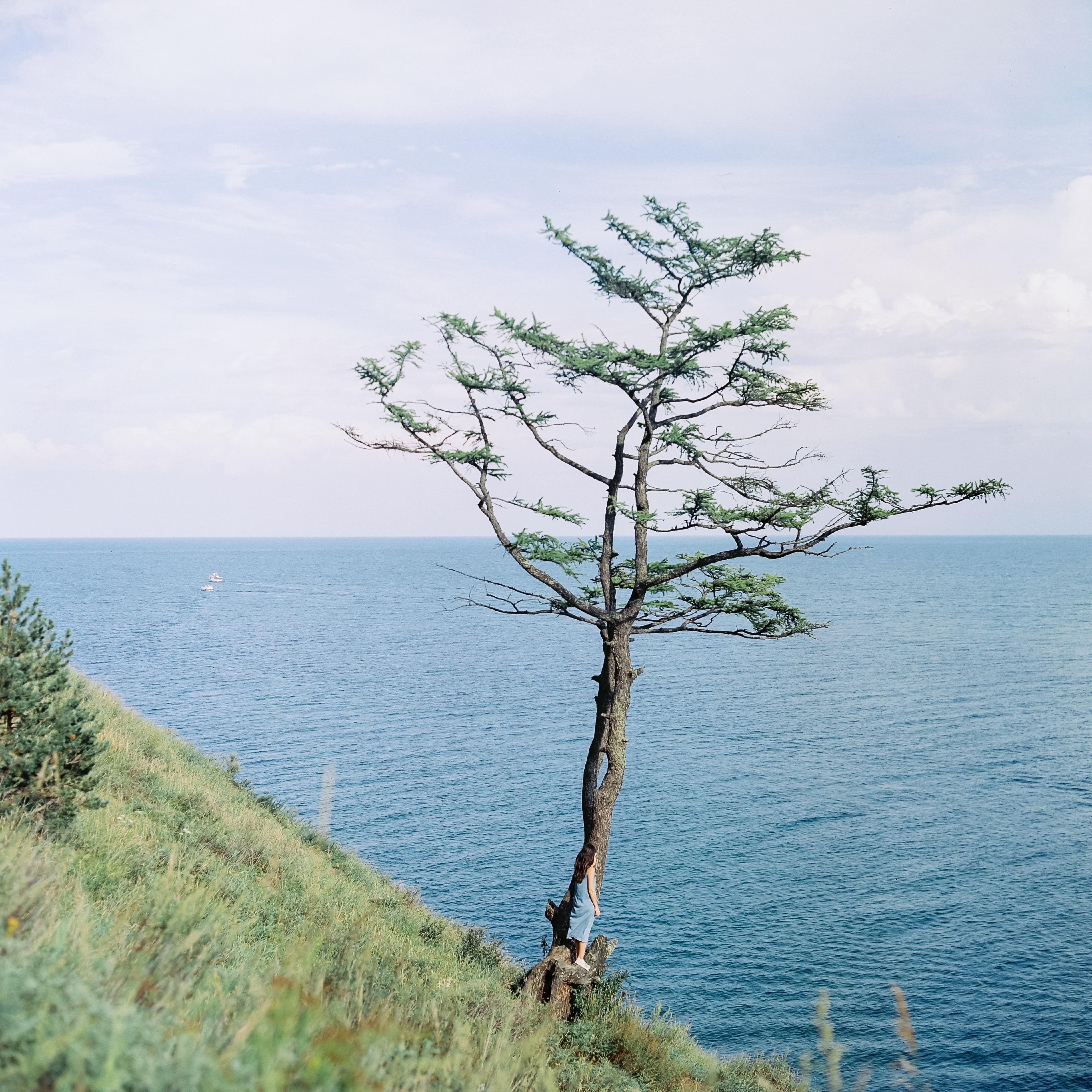 Пленочная фотосъемка Байкал