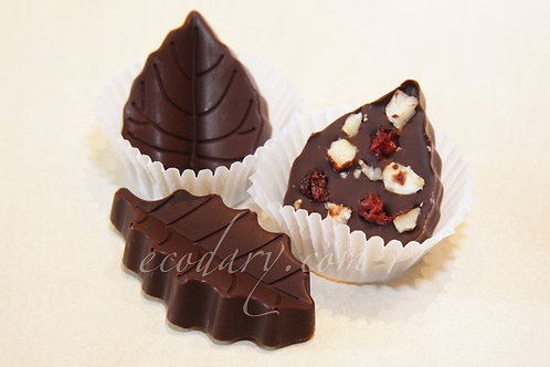 """""""Листик"""" Сыроедный Шоколад"""