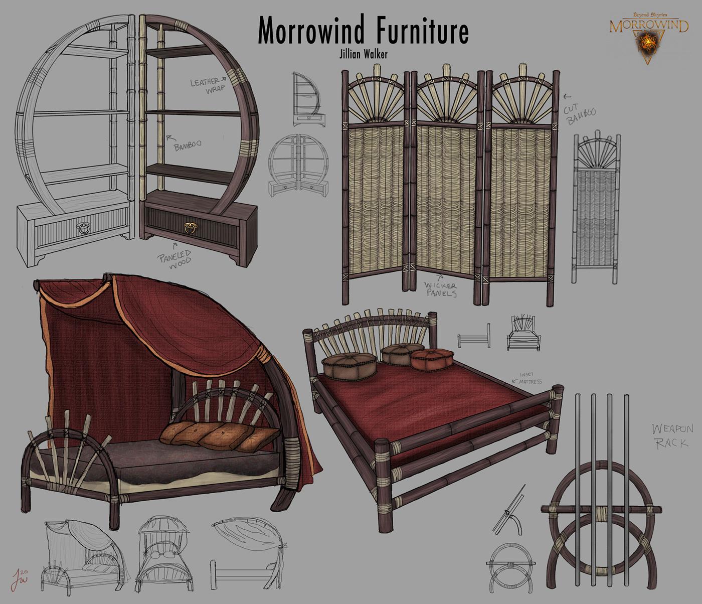 MorrowindFurniture2