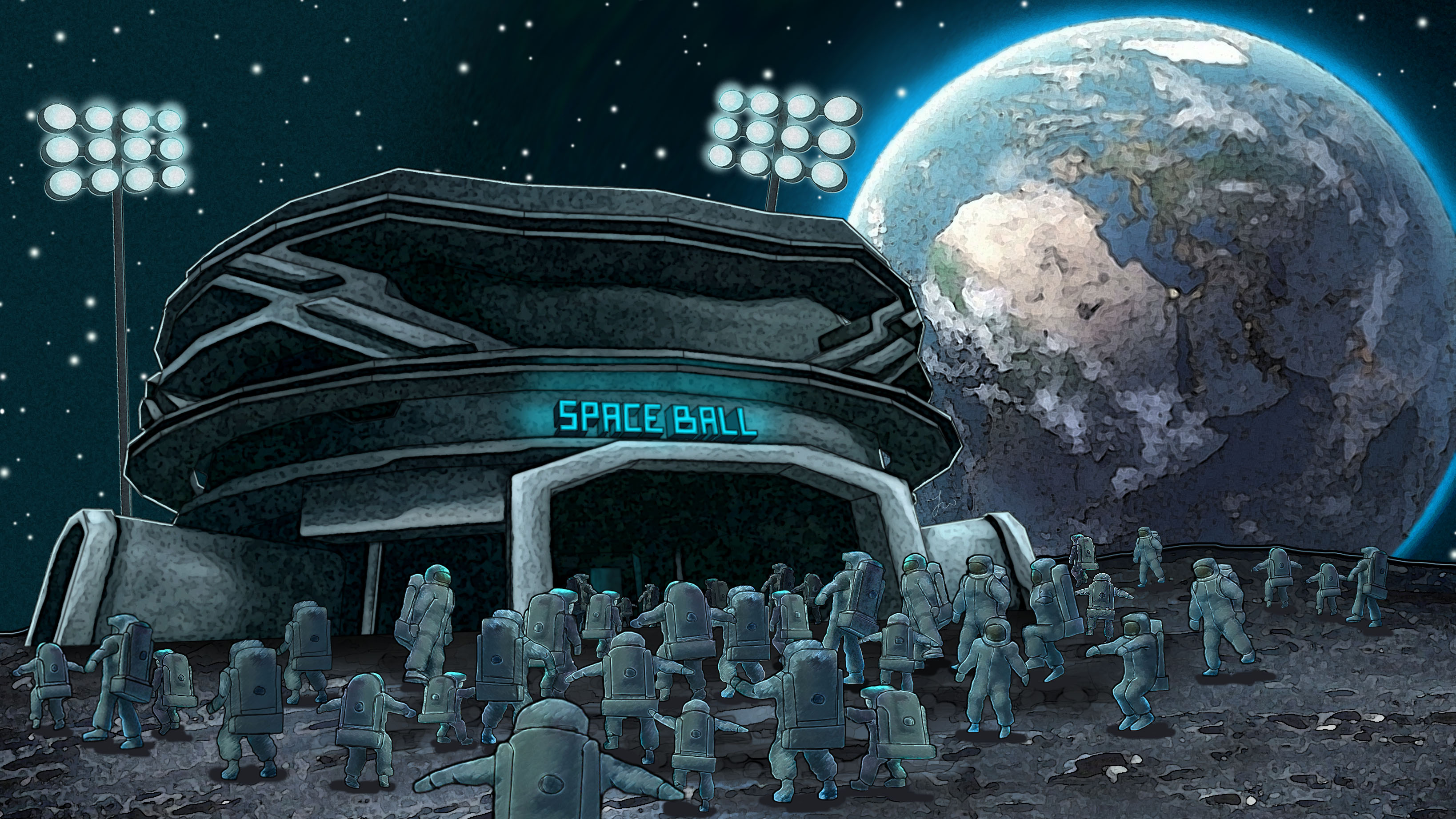 Space World Concept