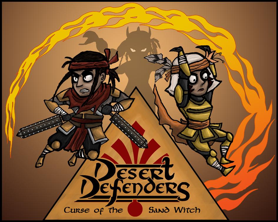 DesertDefenders_SplashScreen