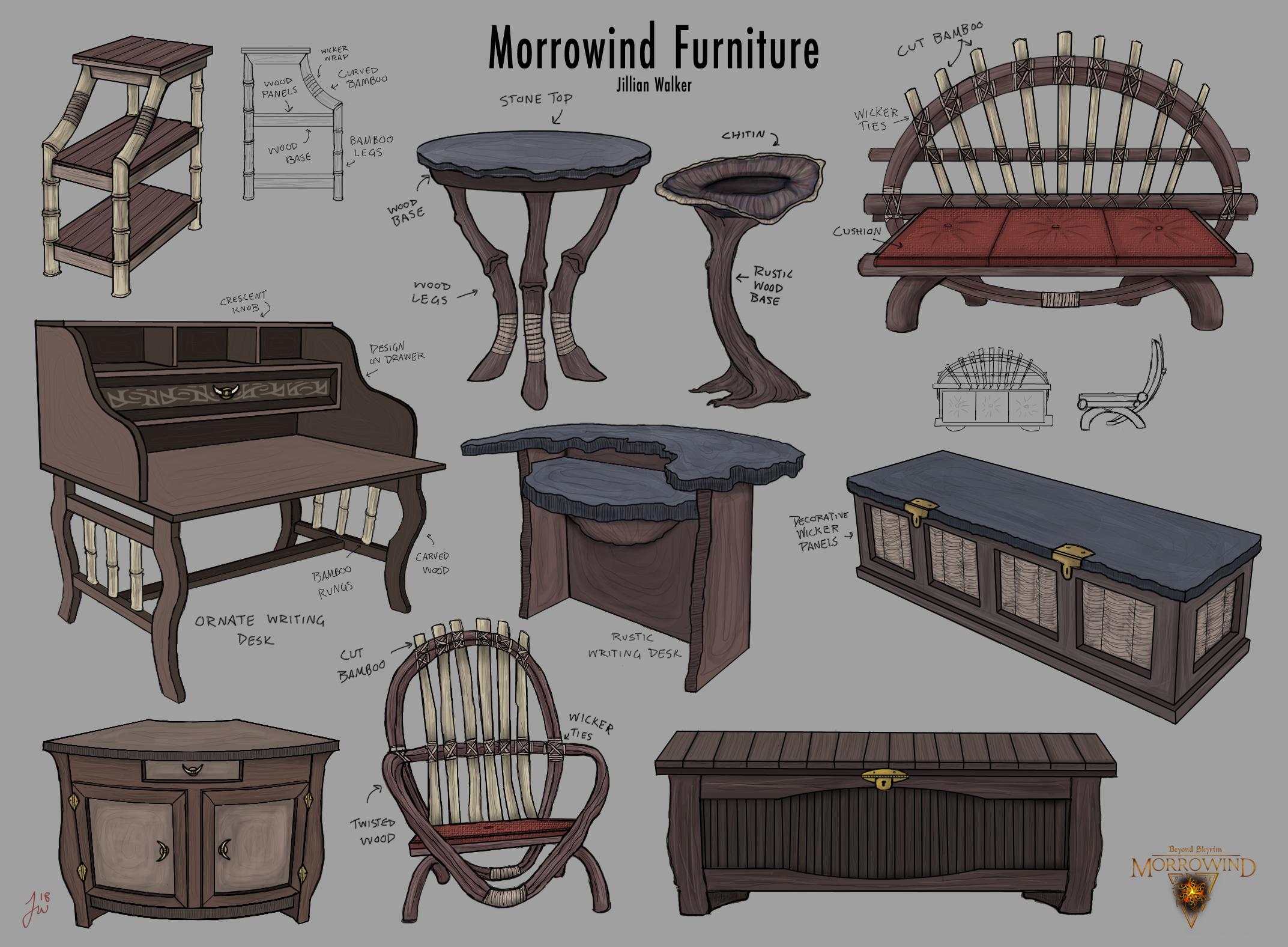 Dunmeri Furniture