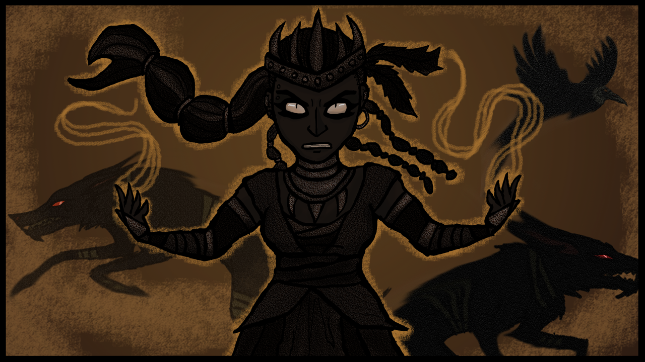 The Sand Witch, Mae'o