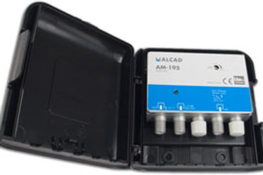 AM 195 Förstärkare UHF 32db L700