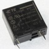 9VDC 10A-250VAC PCB RELÄ, 1 KONTAKT