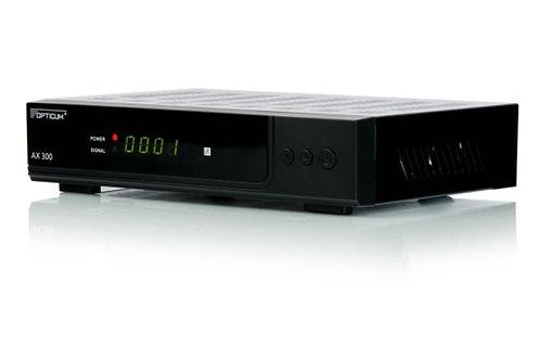Opticum HD X300plus DVB-S2 FTA