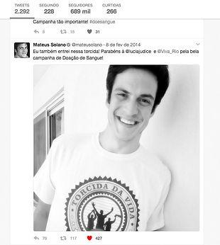 Post de Mateus Solano