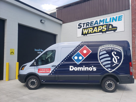 Find out the top 10 reasons vehicle wrapping and advertising are on the rise!