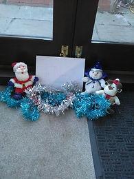 Santa's letter