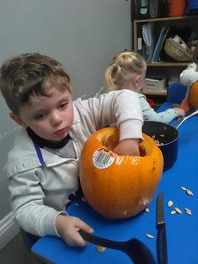Pumpkin Play!