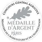 Médaille d'Argent Le Lamballais Cidre Demi-sec