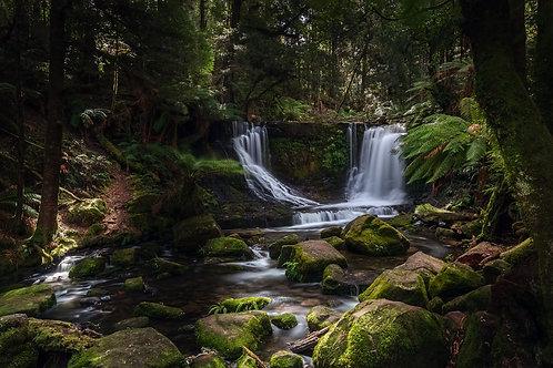 Horseshoe Falls Tasmania