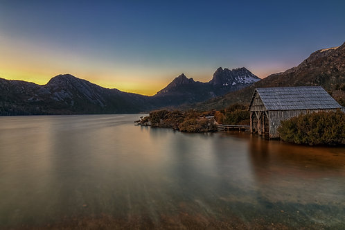 Dove Lake Sunrise