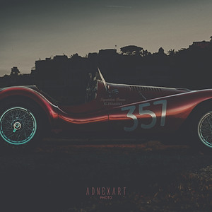 Classic vintage motors