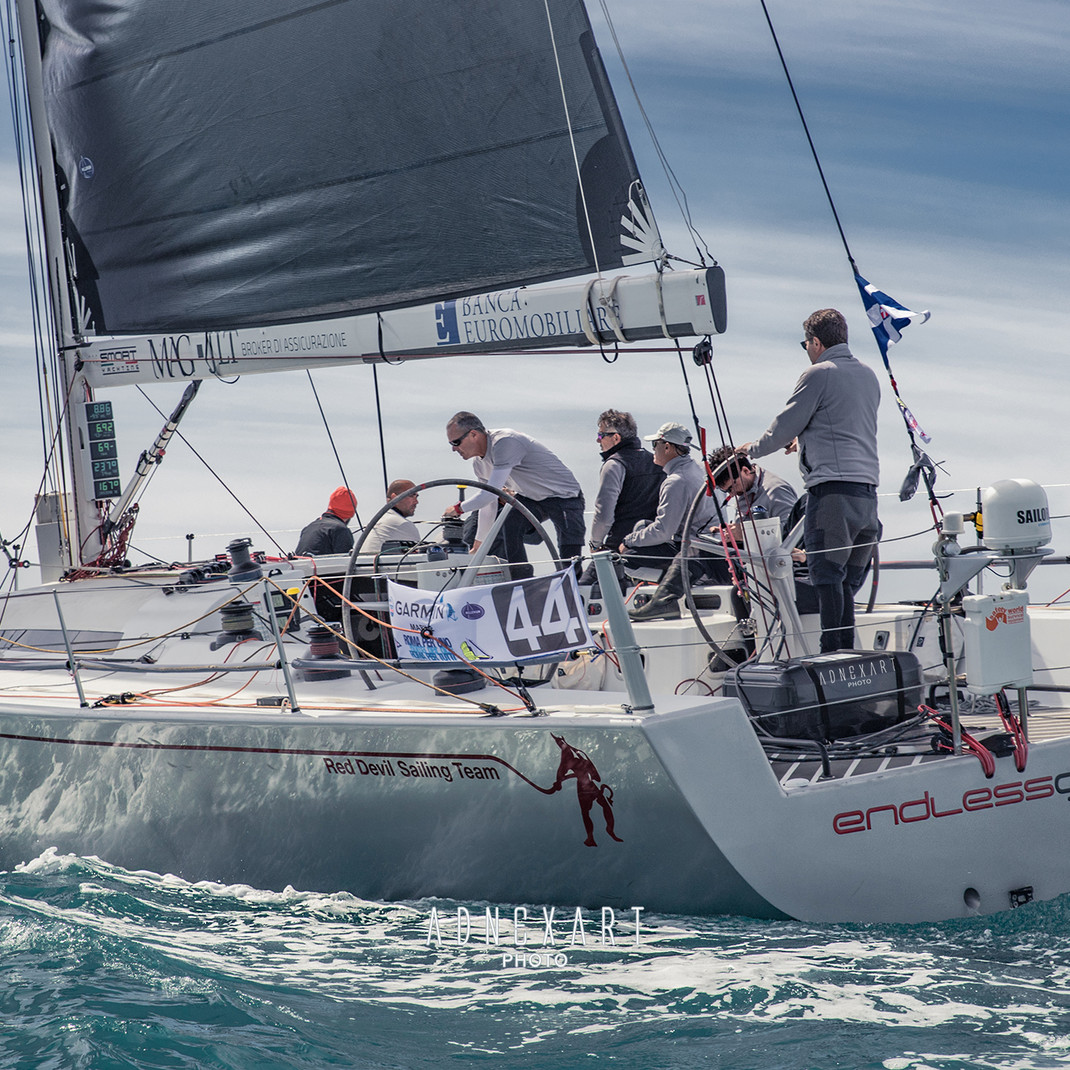 Red Devil Sailing Team's Endlessgame - Cookson 50