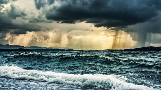 Facing the Storms of Life