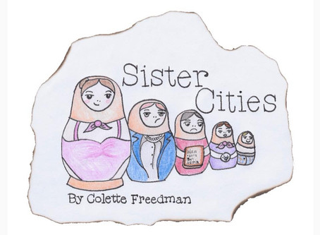 Sister Cities Produced at Studio School