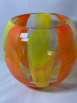 Or, Yel, Clear Bowl