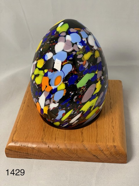 Solid Blue/Colors Egg