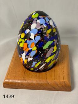 Solid Blue/Colors Egg