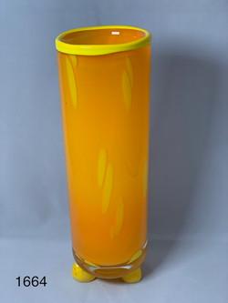 Or, yellow vase