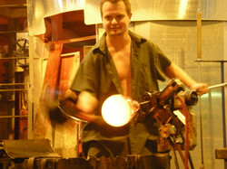 Glass Blowing by the Czech