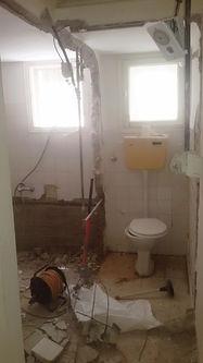 עיצוב ותכנון חלל שירותים ומקלחת