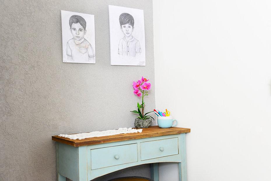 טלי אלון עיצוב חדר שנה רומנטי