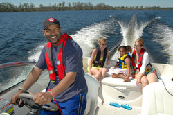 Family Boating 8