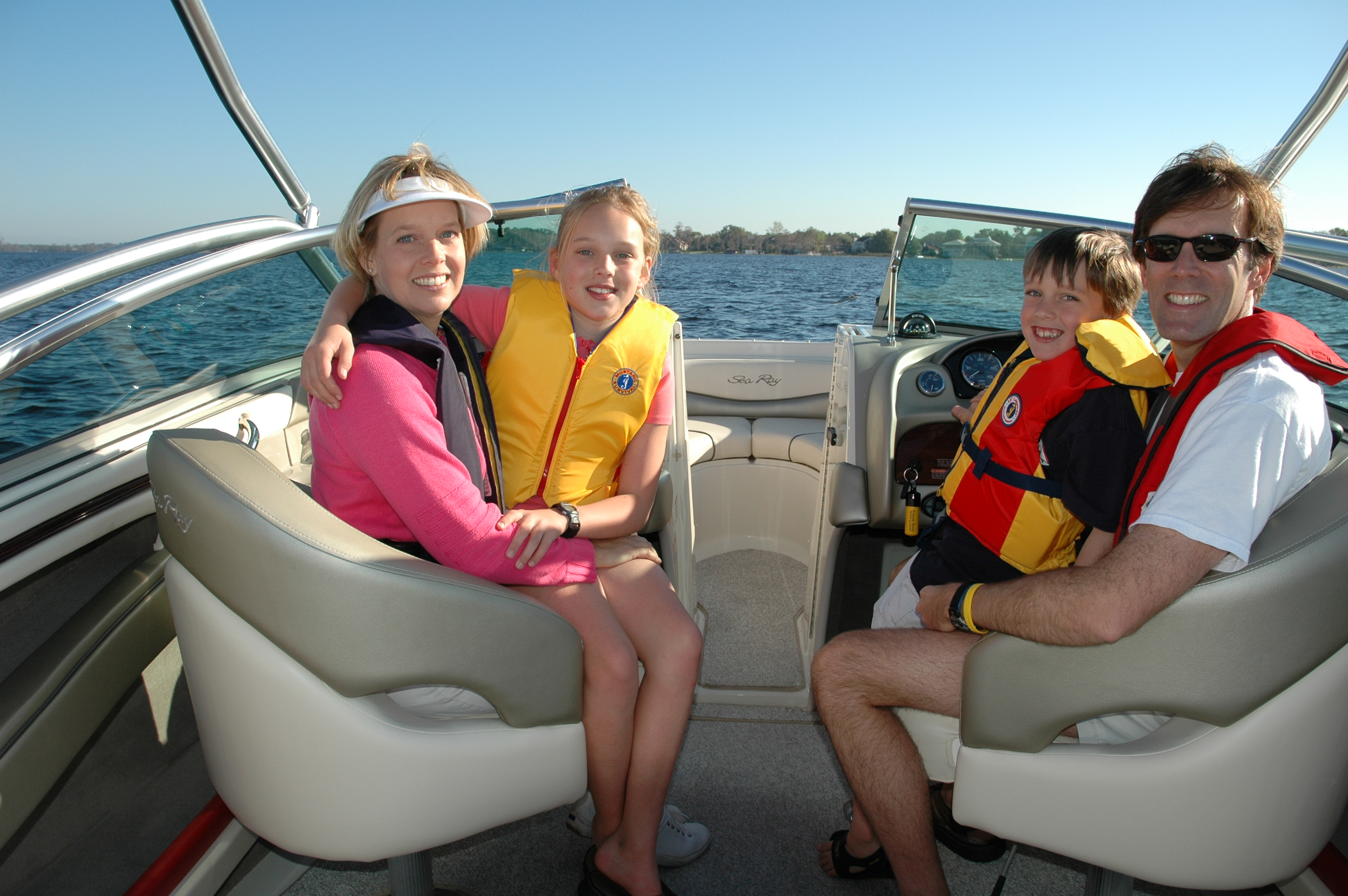 Family Boating 6